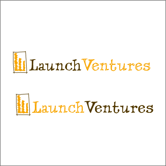 Logo Design by Fatima  - Entry No. 81 in the Logo Design Contest Launch Ventures.