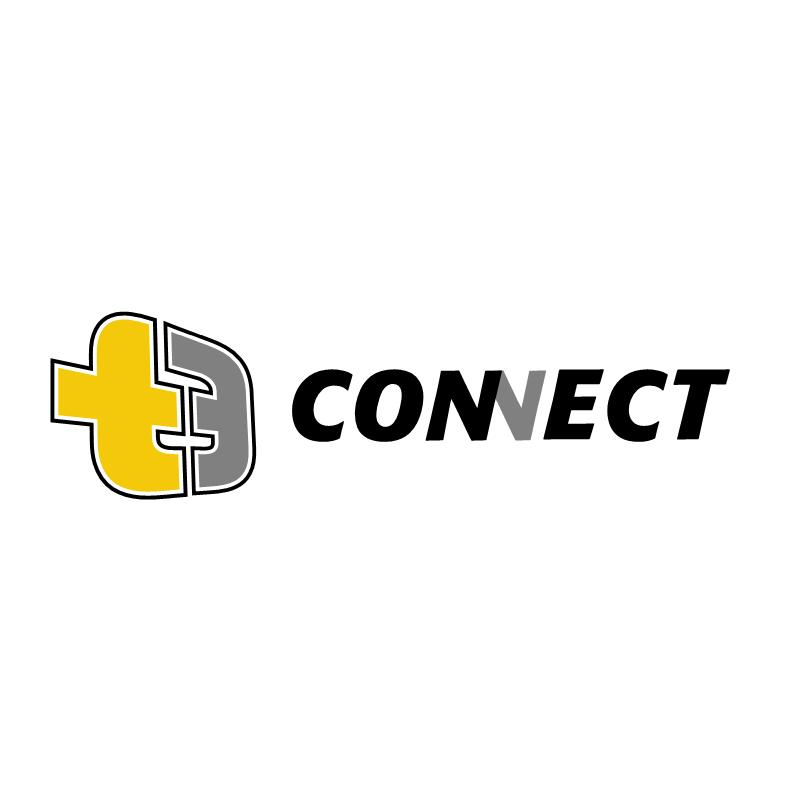 Logo Design by aresforever78 - Entry No. 25 in the Logo Design Contest T3 CONNECT Sports Marketing logo.