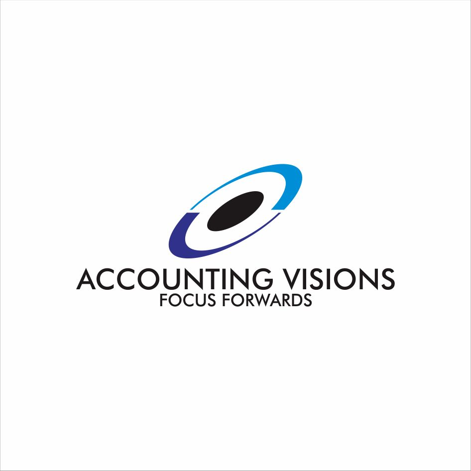 Logo Design by sihanss - Entry No. 94 in the Logo Design Contest Accounting Visions.