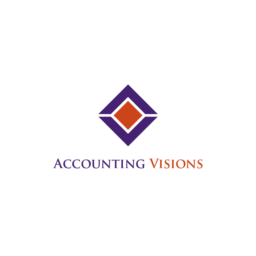 Logo Design by maoshan - Entry No. 96 in the Logo Design Contest Accounting Visions.
