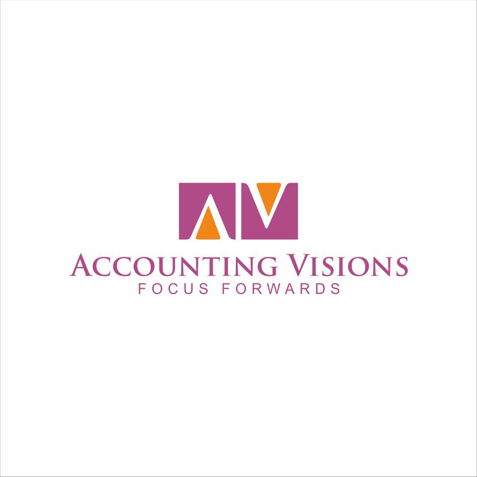 Logo Design by sihanss - Entry No. 97 in the Logo Design Contest Accounting Visions.