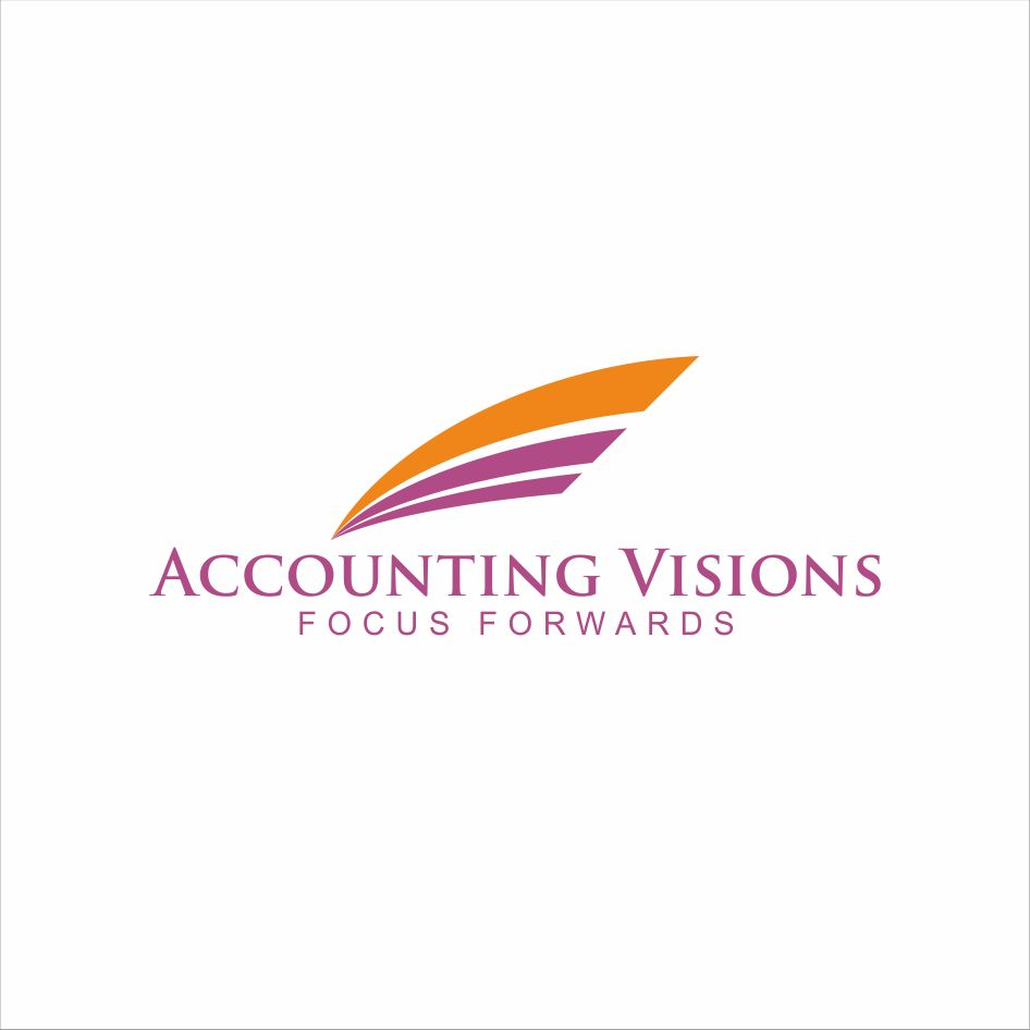 Logo Design by sihanss - Entry No. 98 in the Logo Design Contest Accounting Visions.