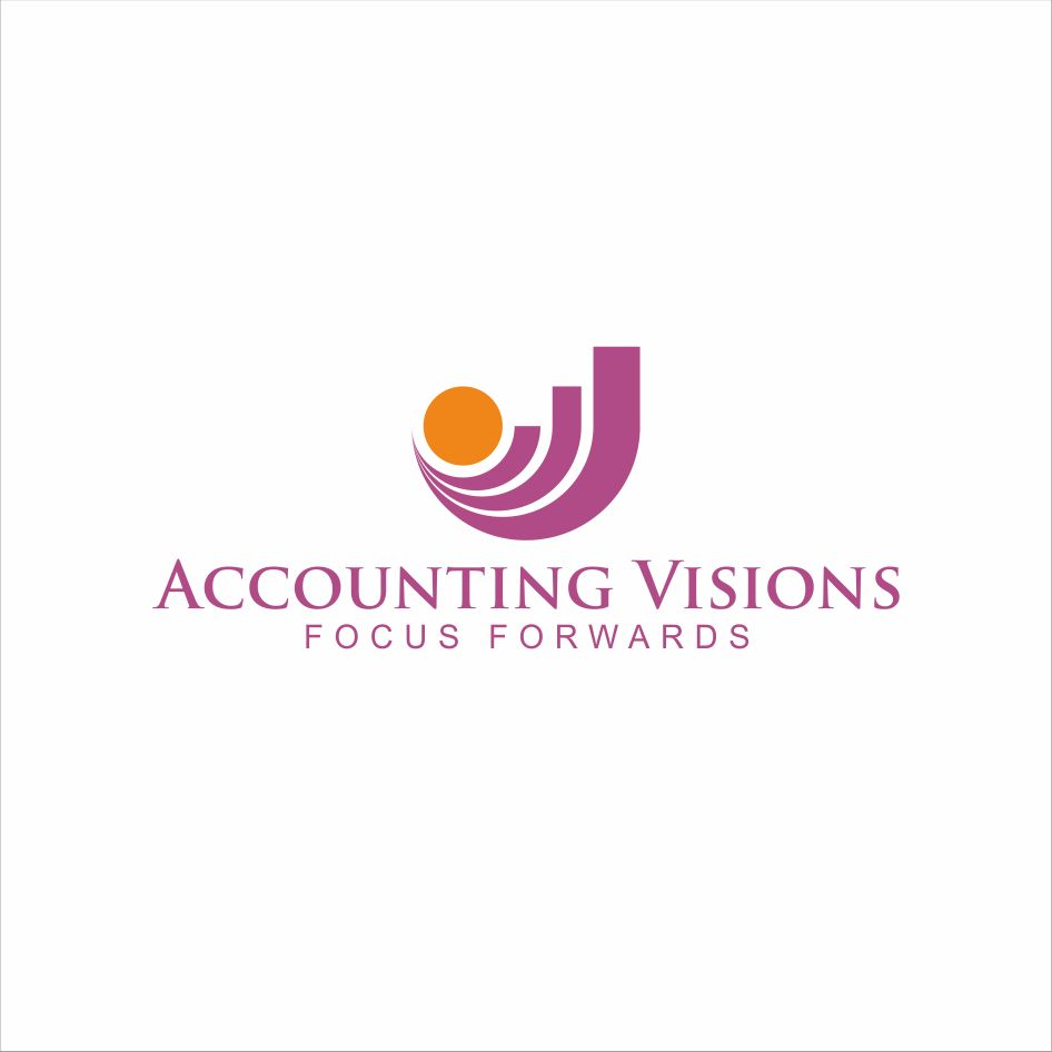 Logo Design by sihanss - Entry No. 99 in the Logo Design Contest Accounting Visions.