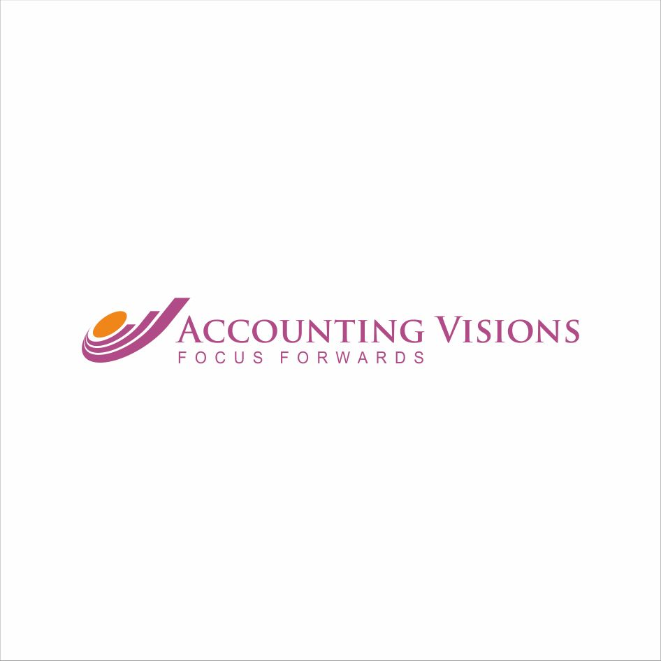 Logo Design by sihanss - Entry No. 100 in the Logo Design Contest Accounting Visions.