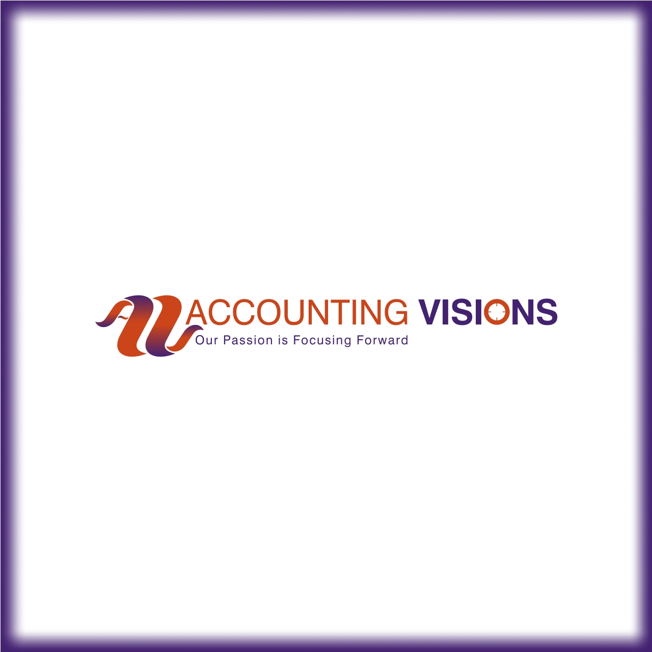 Logo Design by martinz - Entry No. 115 in the Logo Design Contest Accounting Visions.