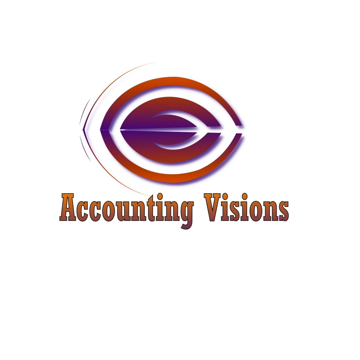 Logo Design by joshen30 - Entry No. 116 in the Logo Design Contest Accounting Visions.