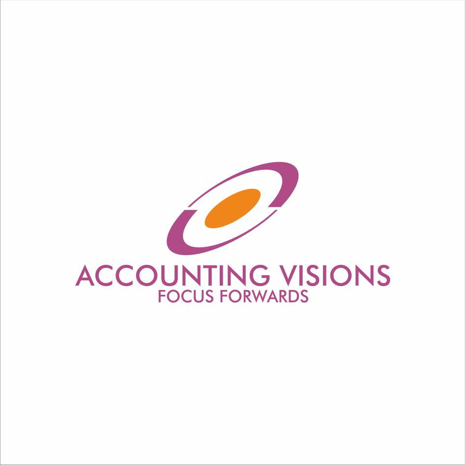 Logo Design by sihanss - Entry No. 124 in the Logo Design Contest Accounting Visions.