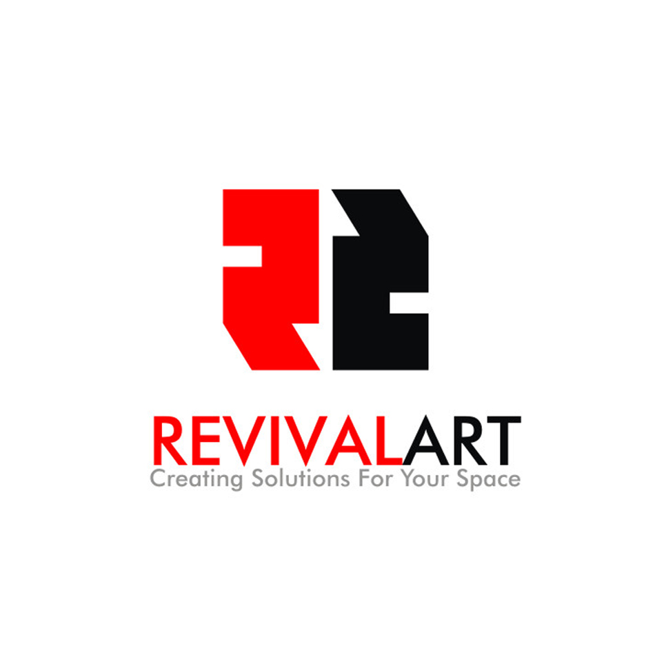 Logo Design by idelz - Entry No. 39 in the Logo Design Contest Revival Art.