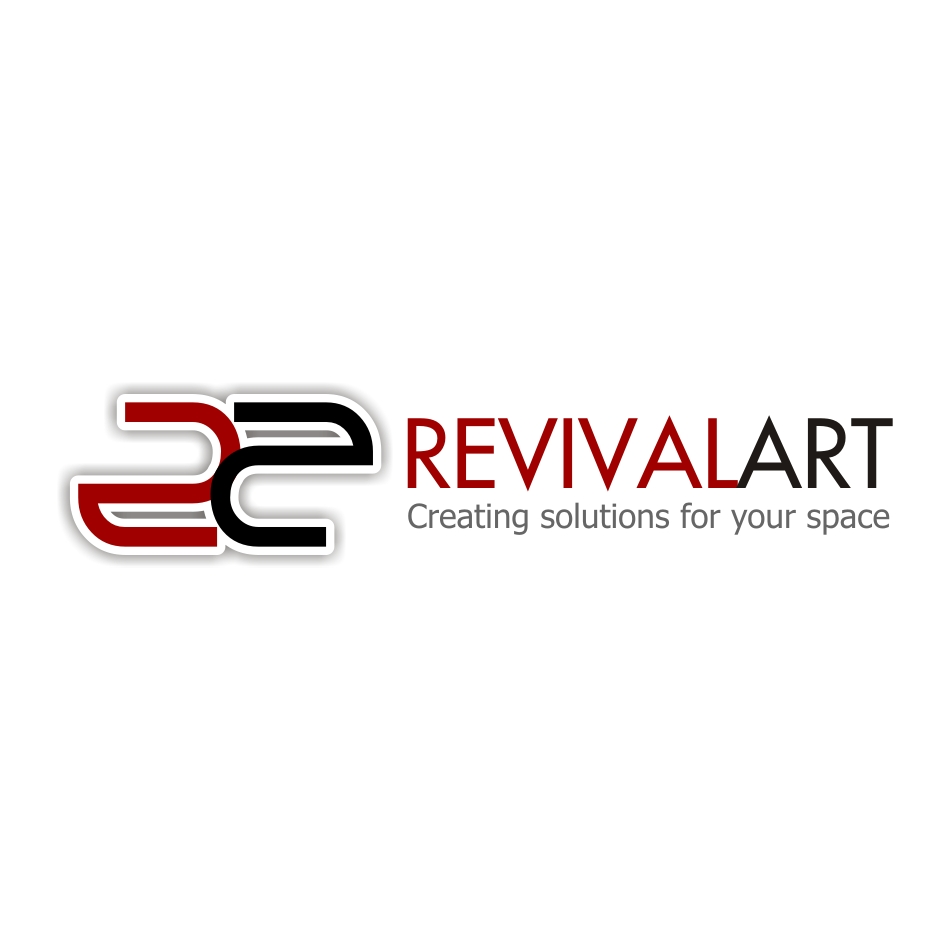 Logo Design by joelian - Entry No. 40 in the Logo Design Contest Revival Art.