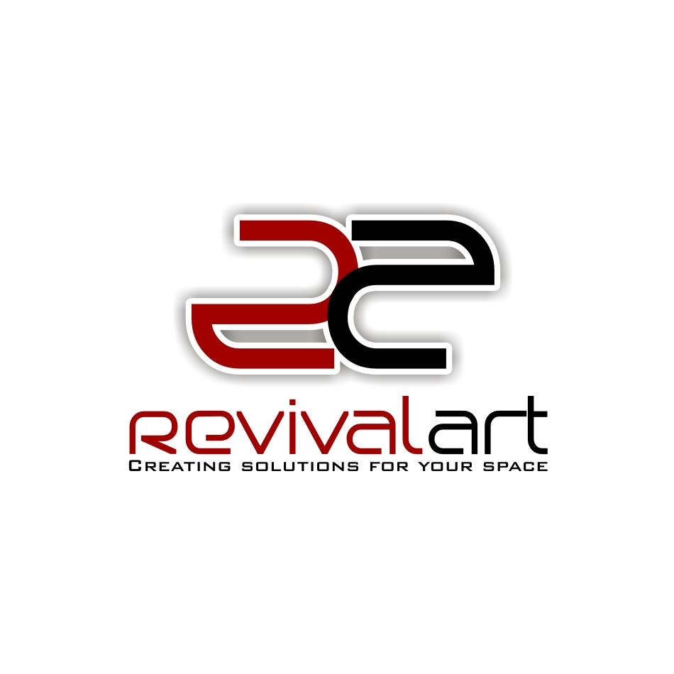Logo Design by joelian - Entry No. 42 in the Logo Design Contest Revival Art.