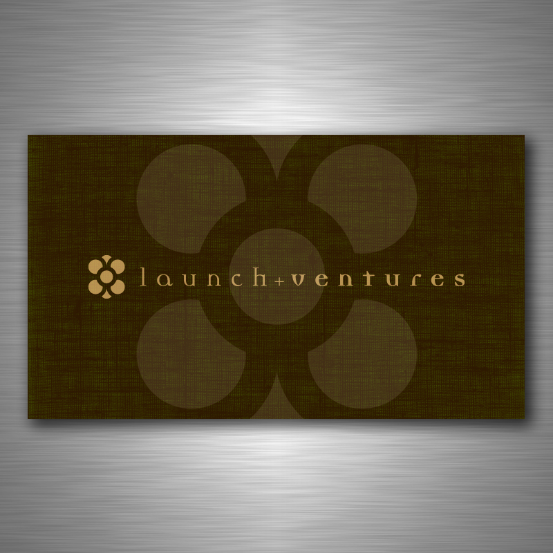 Logo Design by Number-Eight-Design - Entry No. 107 in the Logo Design Contest Launch Ventures.