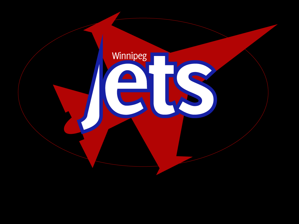 Logo Design by vectorsRrad - Entry No. 1 in the Logo Design Contest Winnipeg Jets Logo Design Contest.