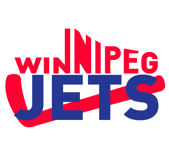 Logo Design by messengergirl - Entry No. 2 in the Logo Design Contest Winnipeg Jets Logo Design Contest.