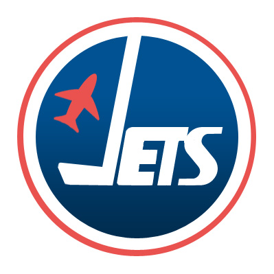 Logo Design by Joao Borralho - Entry No. 4 in the Logo Design Contest Winnipeg Jets Logo Design Contest.