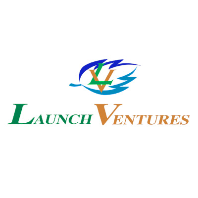 Logo Design by rythmx - Entry No. 149 in the Logo Design Contest Launch Ventures.