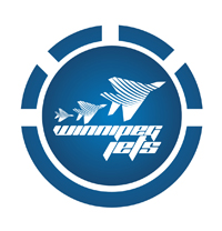 Logo Design by lestari - Entry No. 6 in the Logo Design Contest Winnipeg Jets Logo Design Contest.