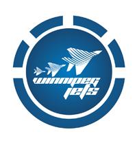 Logo Design by lestari - Entry No. 6 in the Logo Design Contest Winnipeg Jets Logo Design Contest.