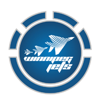 Logo Design by lestari - Entry No. 7 in the Logo Design Contest Winnipeg Jets Logo Design Contest.