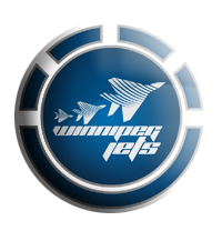Logo Design by lestari - Entry No. 13 in the Logo Design Contest Winnipeg Jets Logo Design Contest.
