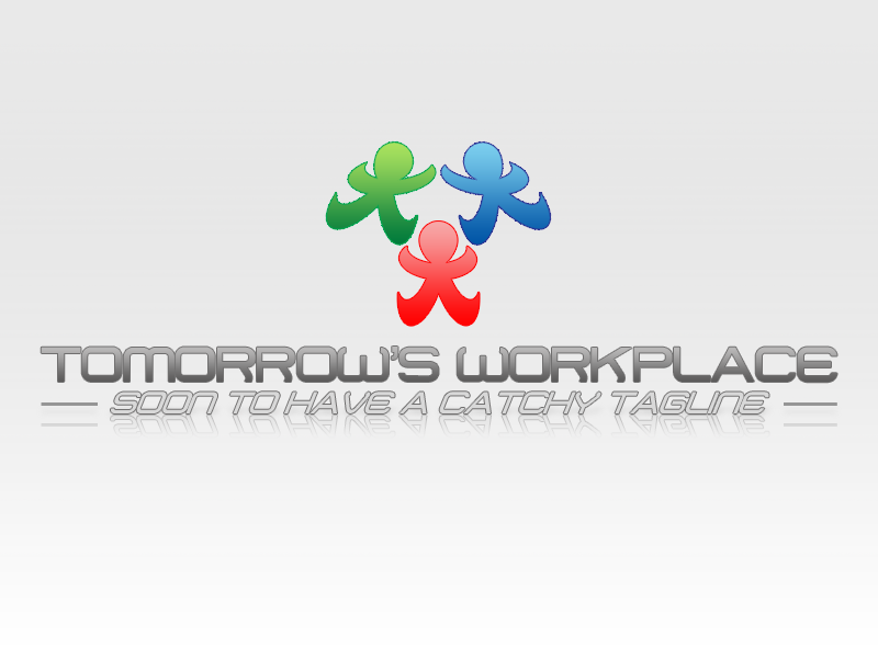Logo Design by jcmontero - Entry No. 105 in the Logo Design Contest Tomorrow's Workplace.