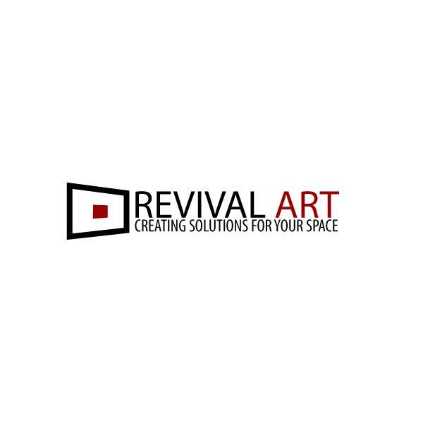 Logo Design by Xaviju - Entry No. 49 in the Logo Design Contest Revival Art.