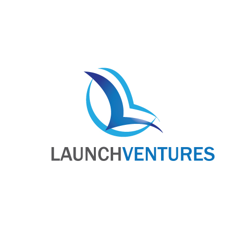 Logo Design by stormbighit - Entry No. 168 in the Logo Design Contest Launch Ventures.