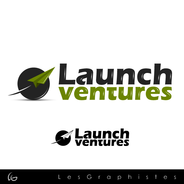 Logo Design by Les-Graphistes - Entry No. 170 in the Logo Design Contest Launch Ventures.