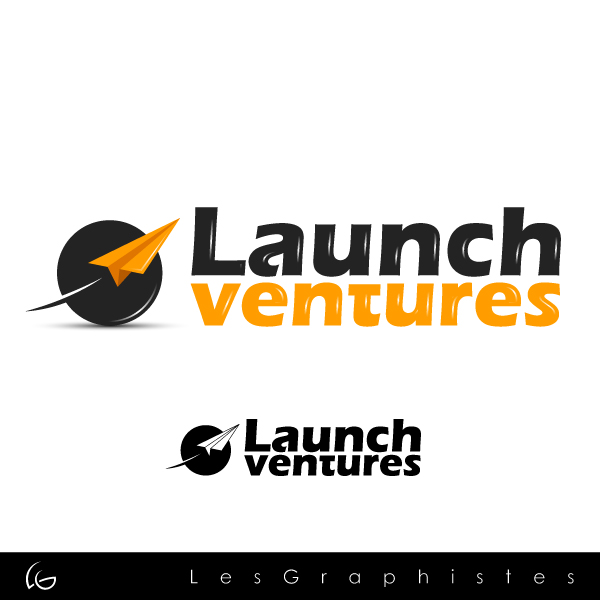 Logo Design by Les-Graphistes - Entry No. 171 in the Logo Design Contest Launch Ventures.