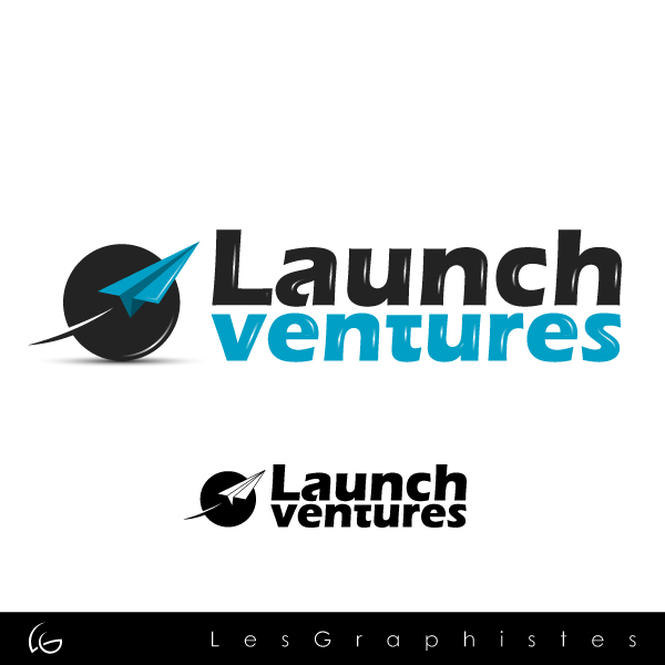 Logo Design by Les-Graphistes - Entry No. 173 in the Logo Design Contest Launch Ventures.