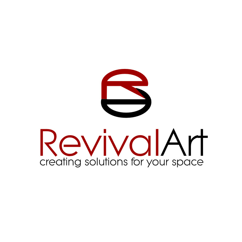 Logo Design by Private User - Entry No. 51 in the Logo Design Contest Revival Art.