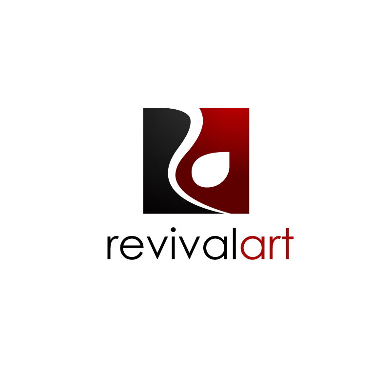 Logo Design by Uma  - Entry No. 52 in the Logo Design Contest Revival Art.