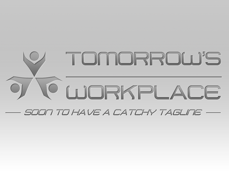 Logo Design by jcmontero - Entry No. 107 in the Logo Design Contest Tomorrow's Workplace.