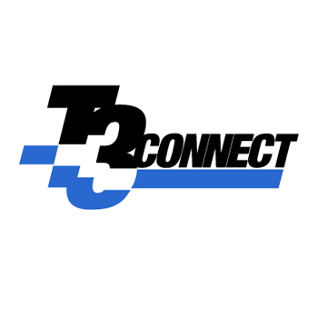 Logo Design by Alvin Gilbert Gonda - Entry No. 54 in the Logo Design Contest T3 CONNECT Sports Marketing logo.
