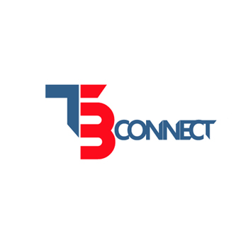 Logo Design by Alvin Gilbert Gonda - Entry No. 56 in the Logo Design Contest T3 CONNECT Sports Marketing logo.