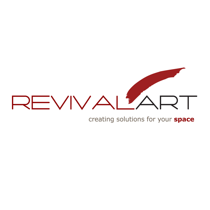 Logo Design by cindyb - Entry No. 54 in the Logo Design Contest Revival Art.