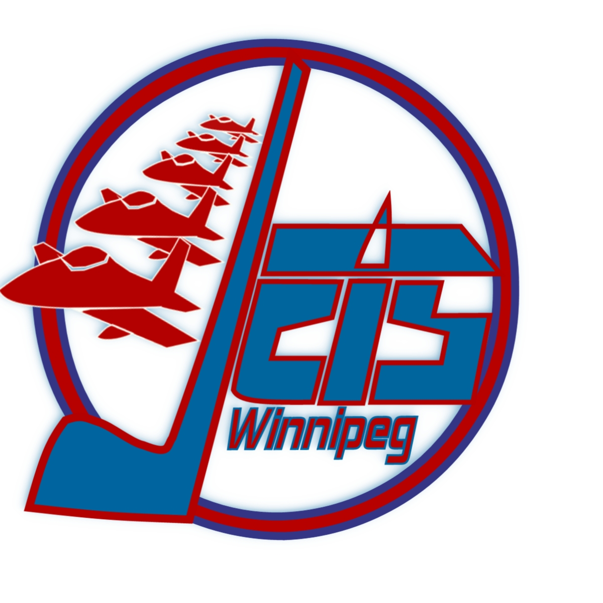 Logo Design by Joseph calunsag Cagaanan - Entry No. 32 in the Logo Design Contest Winnipeg Jets Logo Design Contest.