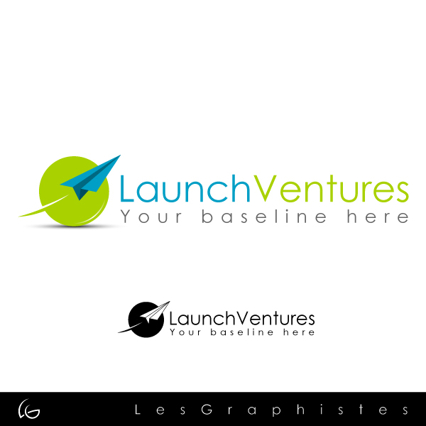Logo Design by Les-Graphistes - Entry No. 200 in the Logo Design Contest Launch Ventures.