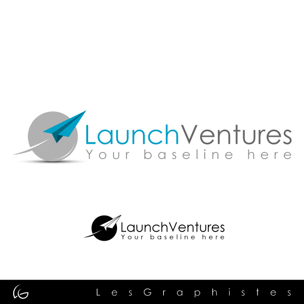 Logo Design by Les-Graphistes - Entry No. 201 in the Logo Design Contest Launch Ventures.