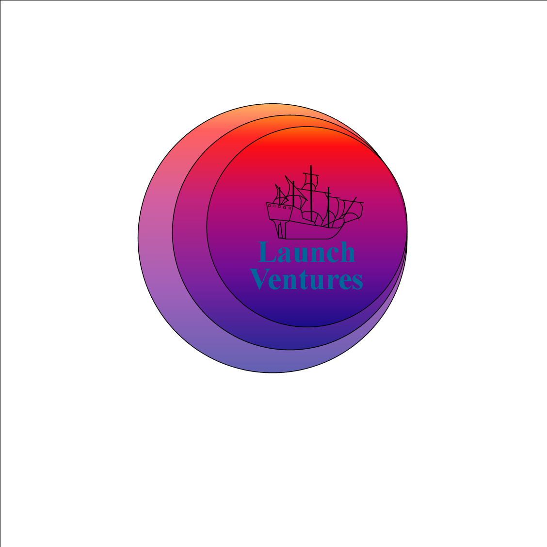 Logo Design by nk - Entry No. 204 in the Logo Design Contest Launch Ventures.