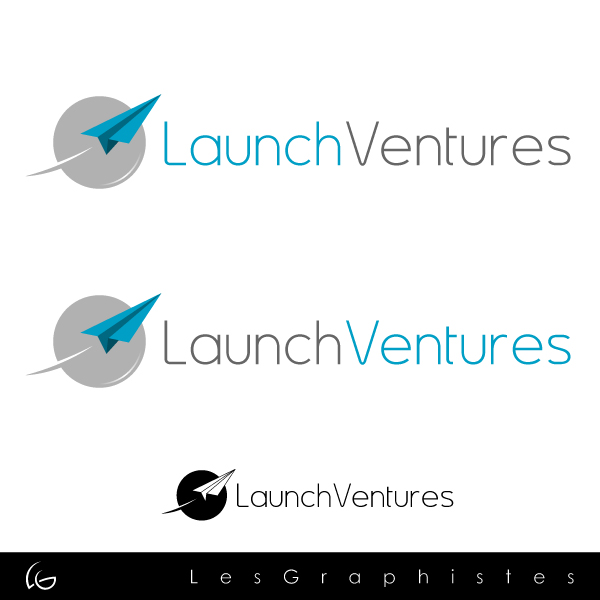 Logo Design by Les-Graphistes - Entry No. 209 in the Logo Design Contest Launch Ventures.