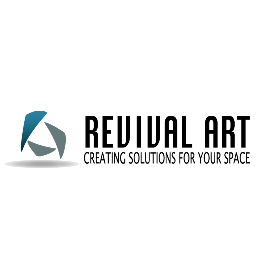 Logo Design by Mad_design - Entry No. 58 in the Logo Design Contest Revival Art.