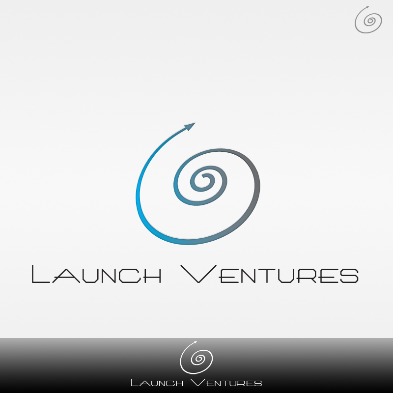 Logo Design by sragets - Entry No. 212 in the Logo Design Contest Launch Ventures.