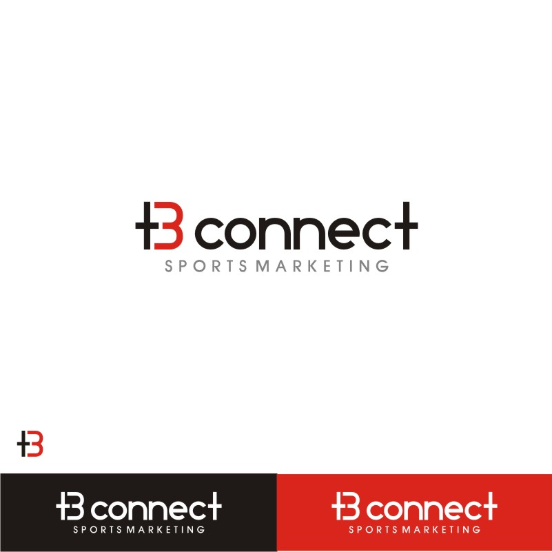 Logo Design by Private User - Entry No. 64 in the Logo Design Contest T3 CONNECT Sports Marketing logo.