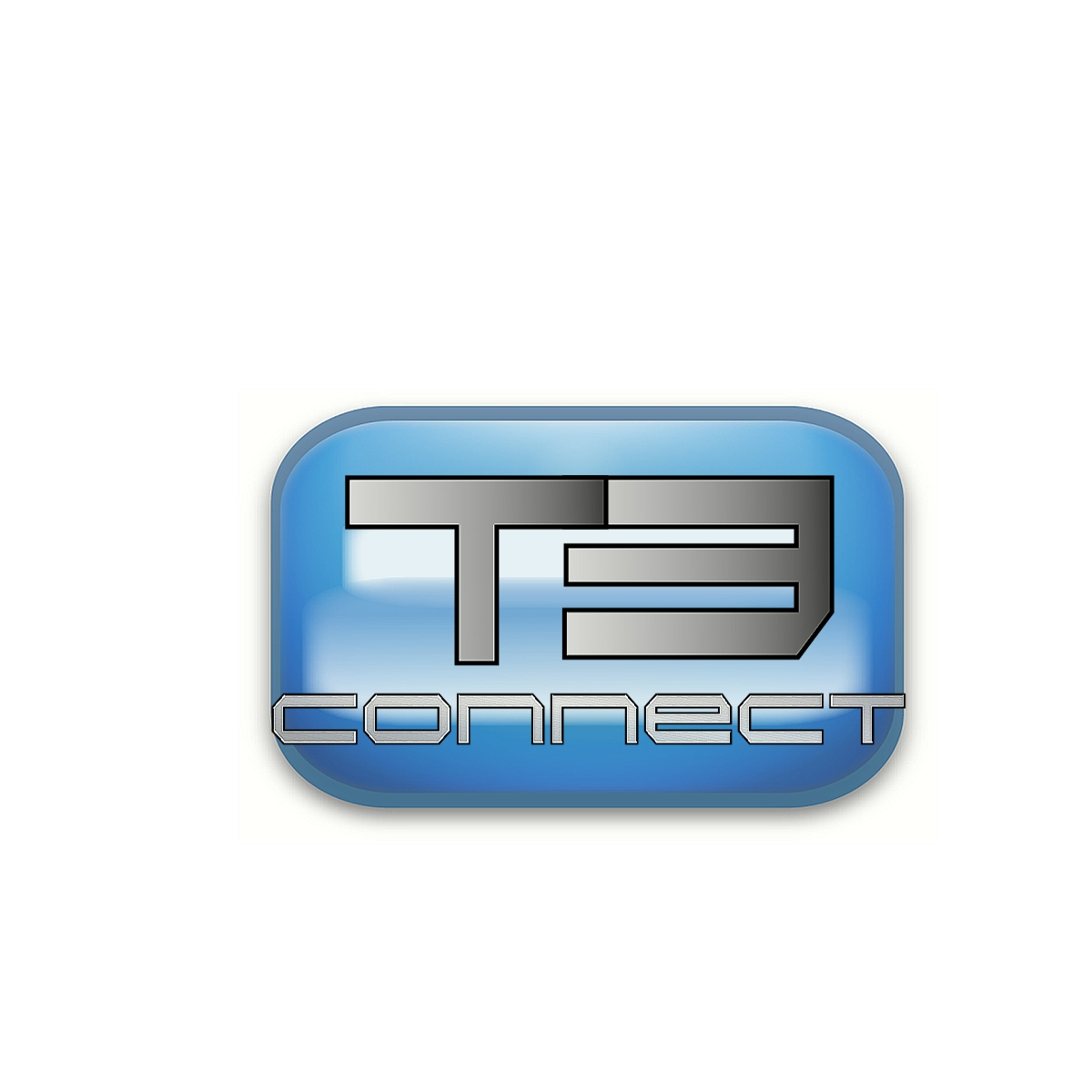Logo Design by Joseph calunsag Cagaanan - Entry No. 69 in the Logo Design Contest T3 CONNECT Sports Marketing logo.