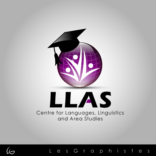 Logo Design by Les-Graphistes - Entry No. 34 in the Logo Design Contest Centre for Languages, Linguistics & Area Studies REBRAND.