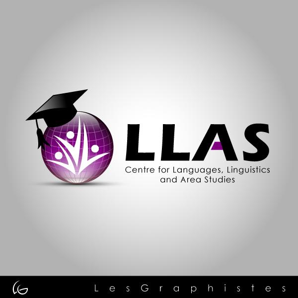 Logo Design by Les-Graphistes - Entry No. 35 in the Logo Design Contest Centre for Languages, Linguistics & Area Studies REBRAND.