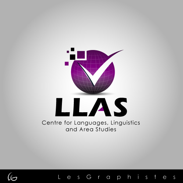 Logo Design by Les-Graphistes - Entry No. 44 in the Logo Design Contest Centre for Languages, Linguistics & Area Studies REBRAND.