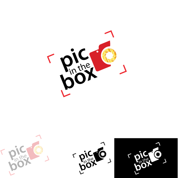 Logo Design by lumerb - Entry No. 77 in the Logo Design Contest Events photography business logo.