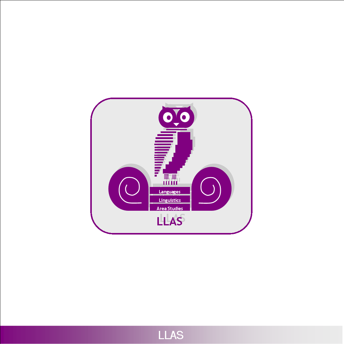 Logo Design by nk - Entry No. 72 in the Logo Design Contest Centre for Languages, Linguistics & Area Studies REBRAND.