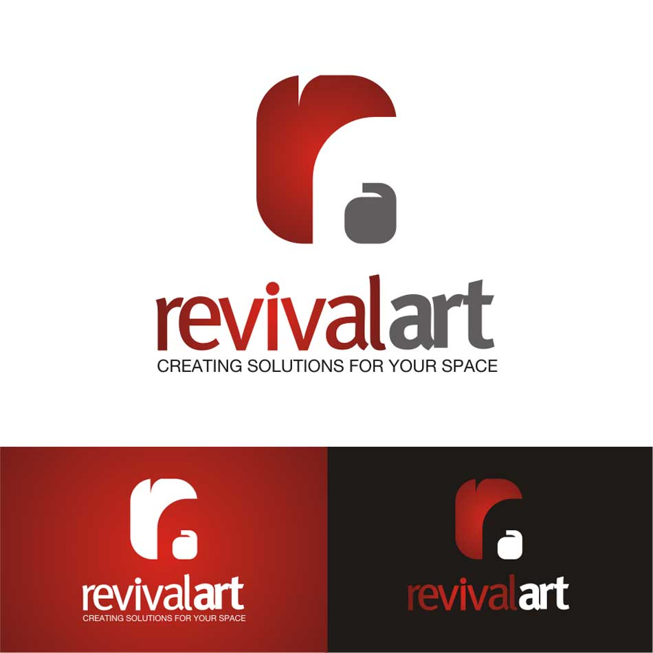 Logo Design by flashsan - Entry No. 65 in the Logo Design Contest Revival Art.